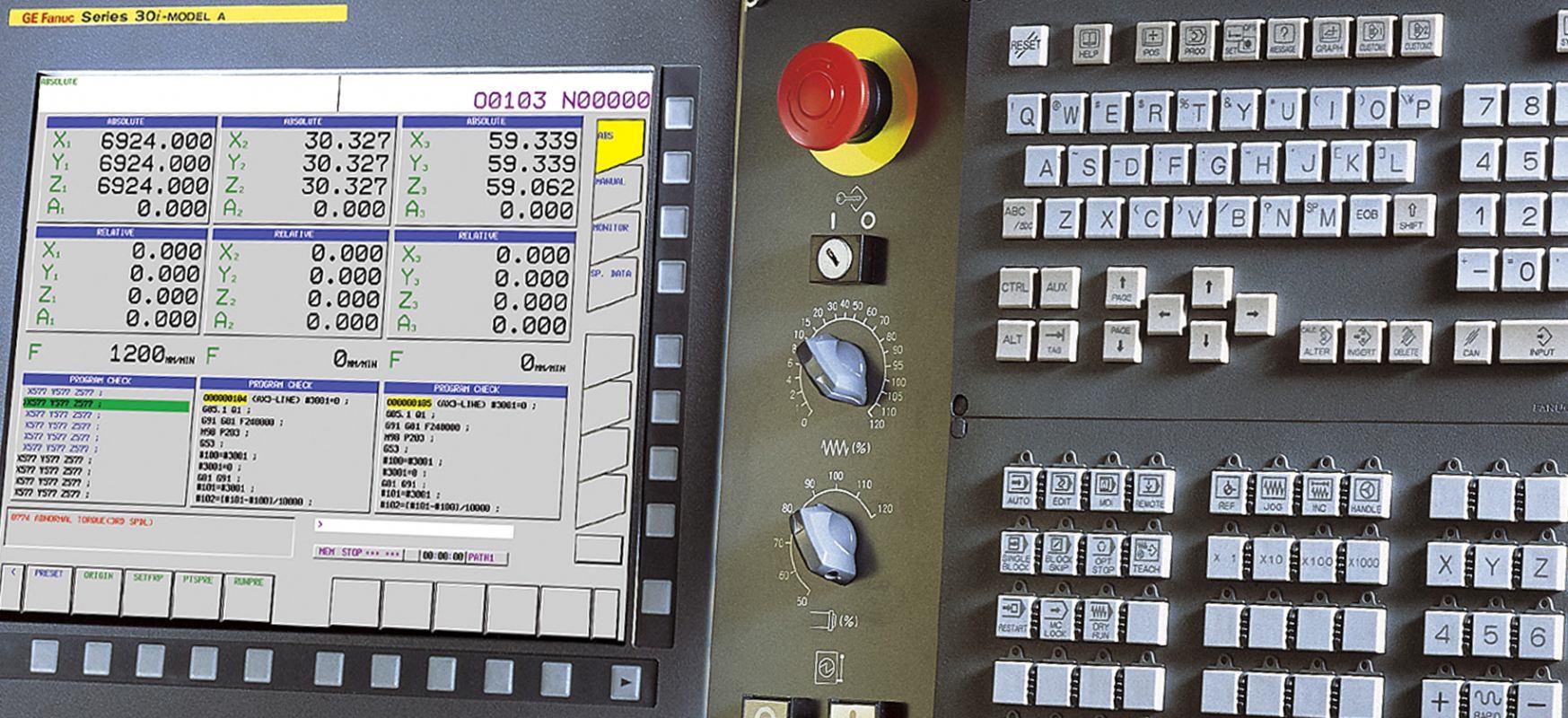 Machine Maintenance and Representation