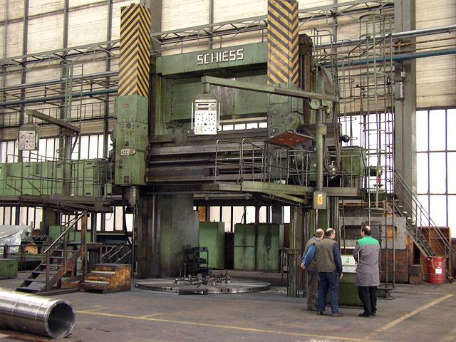 Overhaul, Retrofit and Re-purpose of Industrial Machines