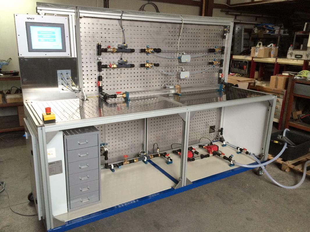 Labaratorijski mjerni stol za mehaniku fluida
