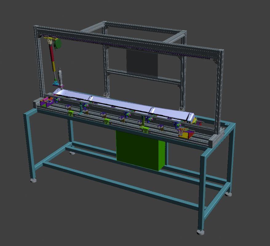 Automat za kontrolu prisutnosti i utiskivanja pinova
