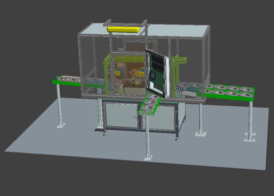 Uređaj za mjerenje kočionih diskova